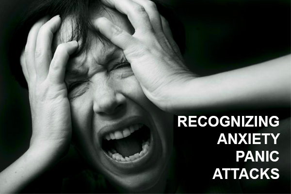 Recognize Anxiety attacks