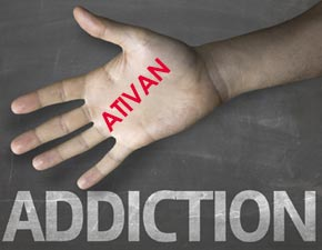 ativan addiction