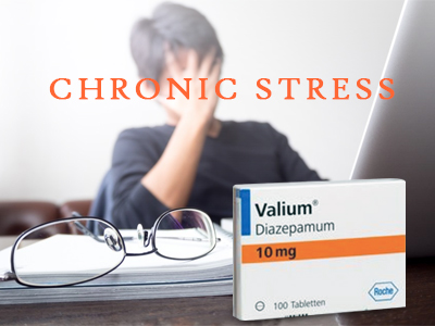 Valium for chronic stress