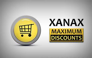 Xanax discounts